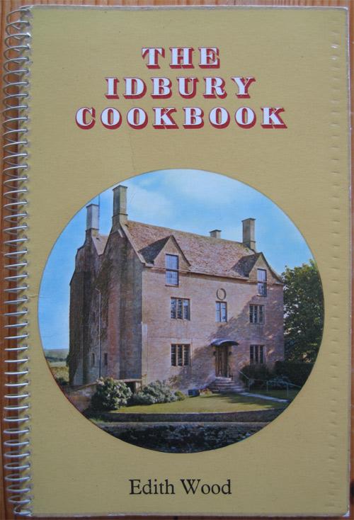 the Idbury Cookbook